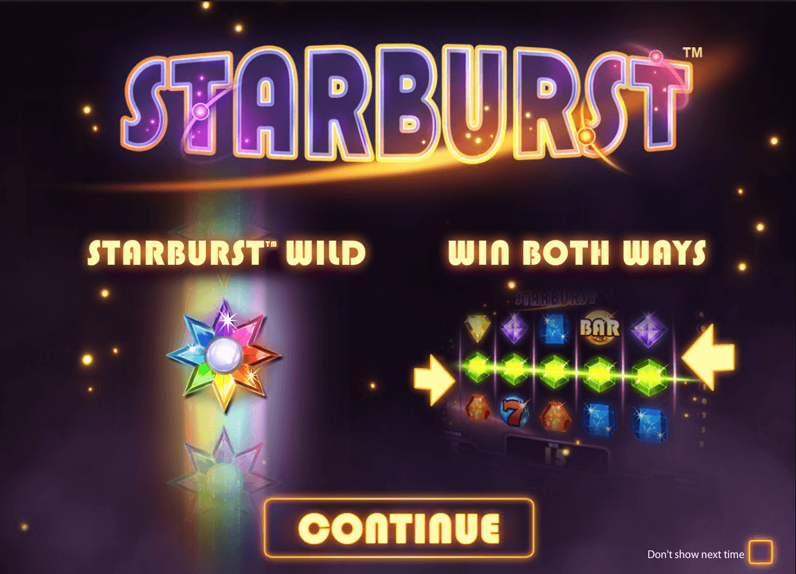 starburst top - ベラジョンカジノでも話題!爆発力抜群のスロットゲームを紹介!スロット攻略&必勝法も紹介します
