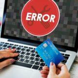 error 160x160 - ベラジョンカジノのVISA CARD(ビザカード)入金方法を図解説明で解説。手数料、入金限度額、最低入金額まとめ