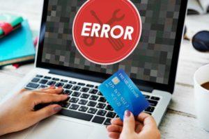 error 300x200 - ベラジョンカジノの入金方法・手順・手数料・限度額・種類を解説します