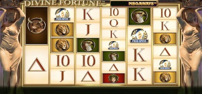 divine fortune megaways slot netent logo - ベラジョンカジノのスロットの遊び方。ビデオスロットのジャックポット攻略法も紹介します