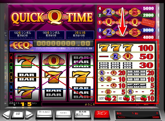 quicktime 01 1 - ベラジョンカジノのスロットの遊び方。ビデオスロットのジャックポット攻略法も紹介します