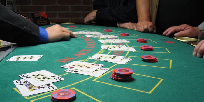 賭博 バカラ