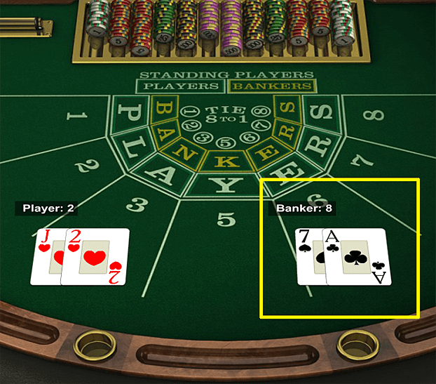 7437a7b3083cecf3f54cc17a64831d39 - バカラの攻略に欠かせないバカラのカード3枚目が配られる条件を知る