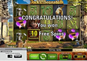 Screenshot 20190406 105329 01 300x212 - 「Jack and the Beanstalk(ジャック&ビーンストーク)」のスロット紹介&遊び方、ゲーム解説