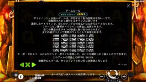 g5 300x169 - 「Gold Rush(ゴールドラッシュ)」のスロット紹介&遊び方、ゲーム解説