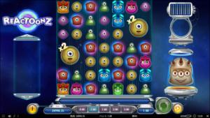 r2 300x169 - 「Reactoonz(リアクトゥーンズ)」のスロット紹介&遊び方、ゲーム解説