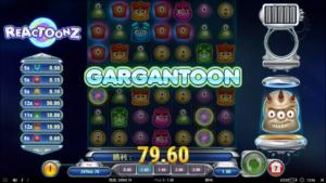 r3 300x169 - 「Reactoonz(リアクトゥーンズ)」のスロット紹介&遊び方、ゲーム解説