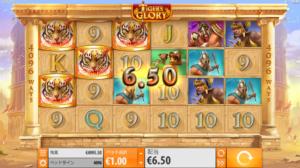 t5 300x168 - 「Tiger's Glory(タイガーズグローリイ)」のスロット紹介&遊び方、ゲーム解説