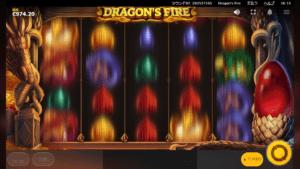 d02 1 300x169 - 「Dragon's Fire(ドラゴンズファイア)」のスロット紹介&遊び方、ゲーム解説