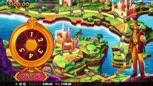 d08 2 300x169 - 「Da Vinci's Treasure(ダビンチトレジャー)」のスロット紹介&遊び方、ゲーム解説