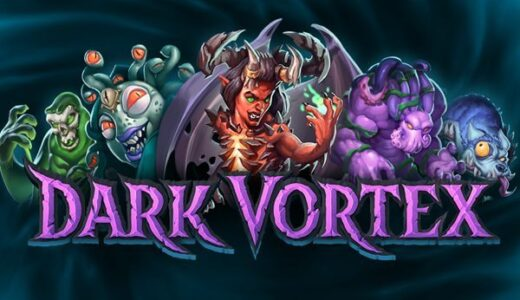 「Dark Vortex(ダークボルテックス)」のスロット紹介&遊び方、ゲーム解説