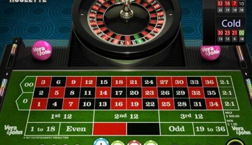 ベラジョンカジノのルーレットの基本ルール(やり方)、賭け方、点数、配当、勝率アップのための攻略・必勝法