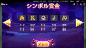 t03 300x169 - 「Totem Lightning Power Reels(トーテムライトニングパワーリールズ)」のスロット紹介&遊び方、ゲーム解説
