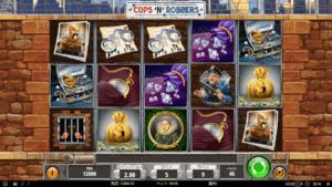 c01 300x169 - 「Cops 'N Robbers(コプスアンドロバーズ)」のスロット紹介&遊び方、ゲーム解説