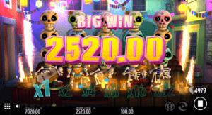 e07 300x164 - 「Esqueleto Explosivo(エスケレートエクスプラシーボ)」のスロット紹介&遊び方、ゲーム解説