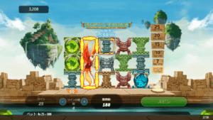 s06 1 300x169 - 「Secrets of the Phoenix(シークレットオブザフェニックス)」のスロット紹介&遊び方、ゲーム解説