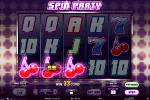 s06 2 300x201 - 「Spin Party(スピンパーティ)」のスロット紹介&遊び方、ゲーム解説