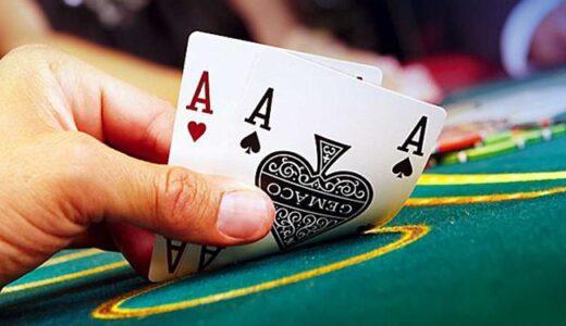 オンラインカジノで大人気ポーカー・テキサスホールデムの攻略法を紹介!ポーカーのルール、用語も丁寧に解説します