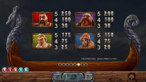 v03 300x168 - 「Vikings go Berzerk(バイキングスゴーバザーク)」のスロット紹介&遊び方、ゲーム解説