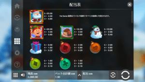 f02 1 300x169 - 「Fat Santa(ファットサンタ)」のスロット紹介&遊び方、ゲーム解説