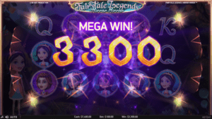 f09 300x169 - 「Fairytale Legends: Mirror Mirror(フェアリーテイルレジェンズ:ミラーミラー)」のスロット紹介&遊び方、ゲーム解説