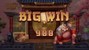 h11 300x169 - 「Hanzo's Dojo(ハンゾーズドージョー)」のスロット紹介&遊び方、ゲーム解説