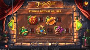 j08 300x169 - 「Jingle Spin(ジングルスピン)」のスロット紹介&遊び方、ゲーム解説