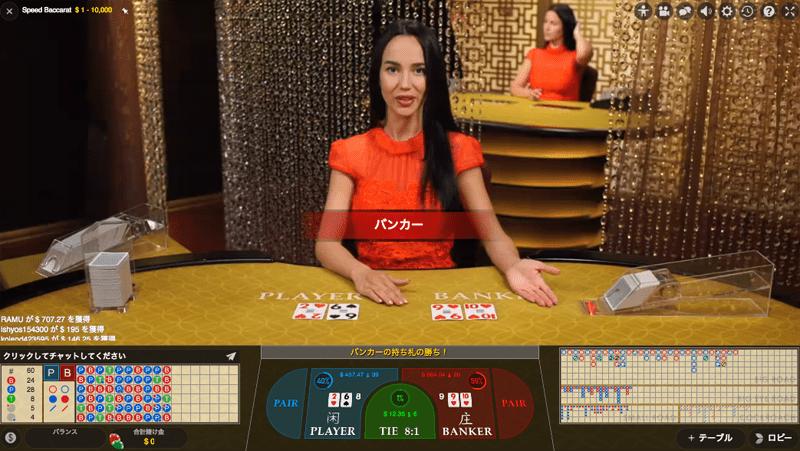 vakacara - ベラジョンカジノのバカラで勝つ確率を上げるためのマーチンゲール法と損切りのタイミングを解説します