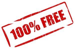 Free 100 300x200 - オンラインカジノのルーレット攻略に必要な4つの基本戦略