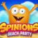 「Spinions Beach Party(スピニオンズビーチパーティ)」のスロット紹介&遊び方、ゲーム解説